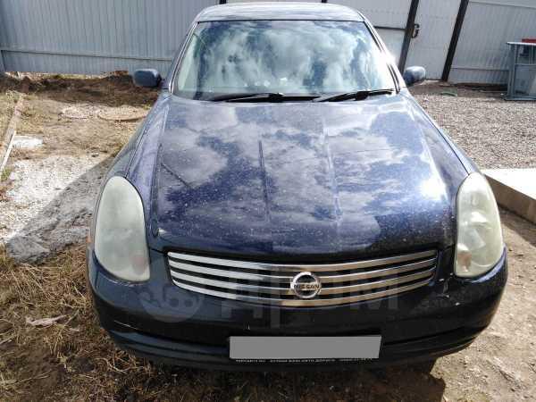 Nissan Skyline, 2002 год, 400 000 руб.