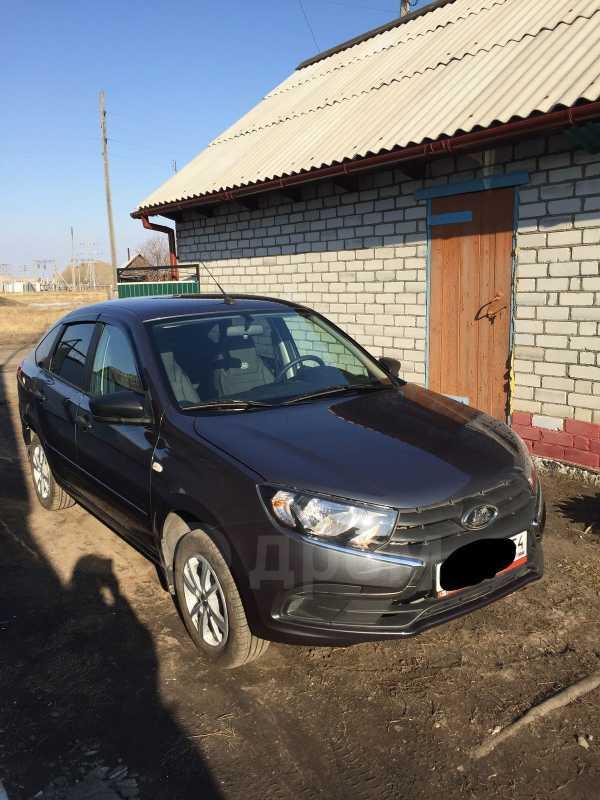 Лада Гранта, 2018 год, 440 000 руб.