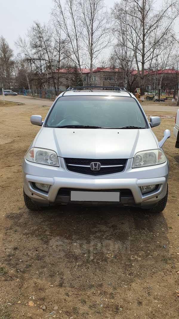 Honda MDX, 2003 год, 430 000 руб.