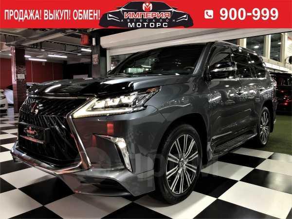 Lexus LX570, 2019 год, 6 750 000 руб.