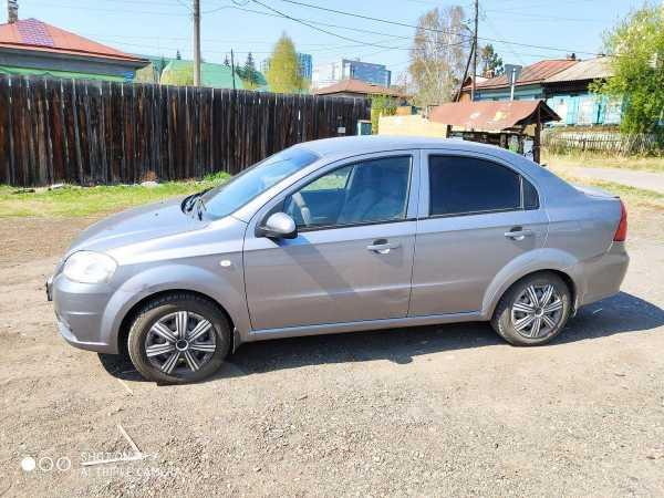Chevrolet Aveo, 2008 год, 275 000 руб.