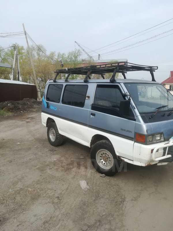 Mitsubishi Delica, 1989 год, 150 000 руб.