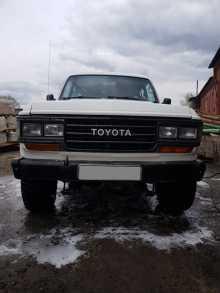 Томск Land Cruiser 1989