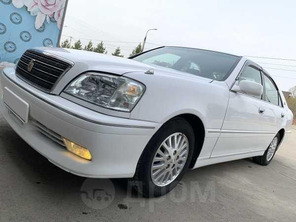 Toyota Crown, 2003 год, 598 000 руб.