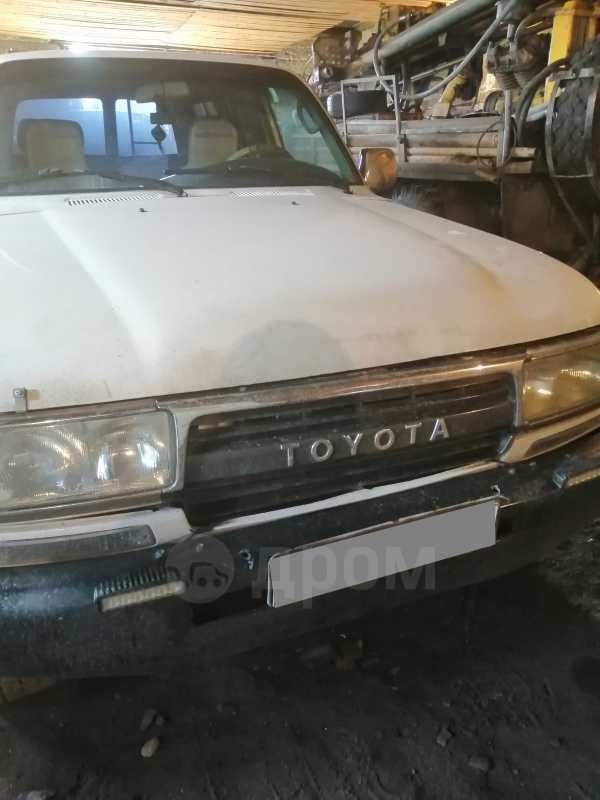 Toyota Land Cruiser, 1991 год, 500 000 руб.