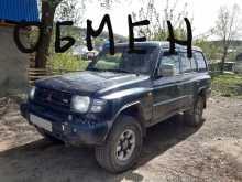Горно-Алтайск Pajero 1998