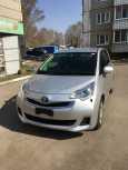 Toyota Ractis, 2015 год, 690 000 руб.