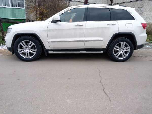 Jeep Grand Cherokee, 2011 год, 1 100 000 руб.