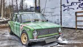 Борисоглебский 2101 1984