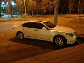 Воронеж LS460 2008