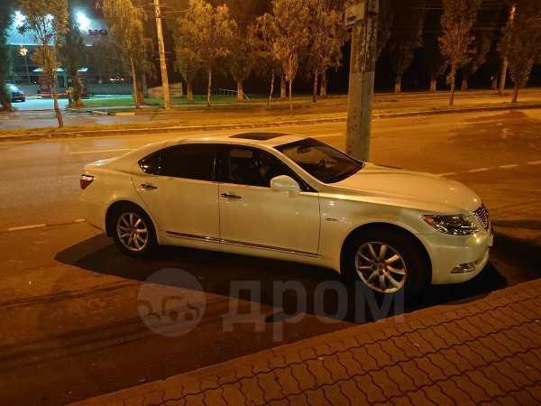 Lexus LS460, 2008 год, 1 050 000 руб.