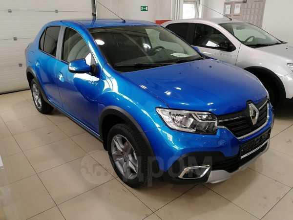 Renault Logan Stepway, 2019 год, 842 000 руб.