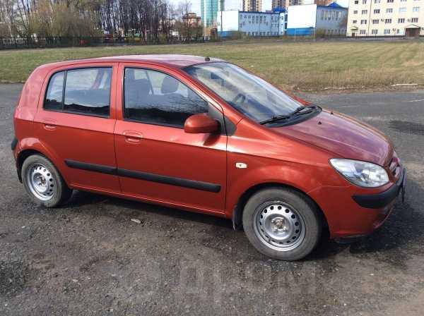 Hyundai Getz, 2008 год, 290 000 руб.