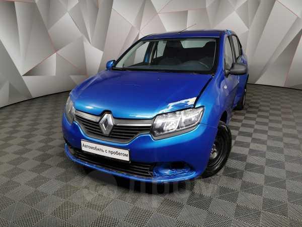 Renault Logan, 2017 год, 334 800 руб.