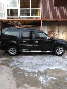 Кореиз SUV X3 2006