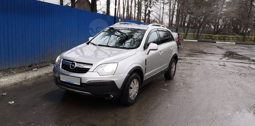Opel Antara, 2007 год, 450 000 руб.