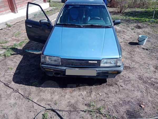 Mazda 323, 1986 год, 47 000 руб.