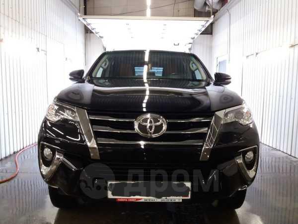 Toyota Fortuner, 2018 год, 2 390 000 руб.