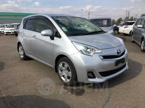 Toyota Ractis, 2016 год, 685 000 руб.