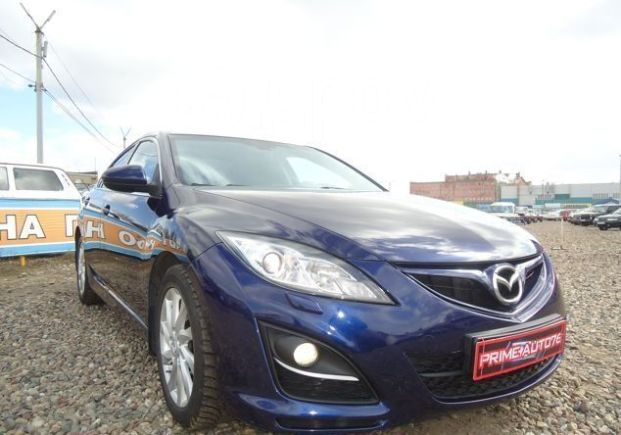 Mazda Mazda6, 2010 год, 569 000 руб.