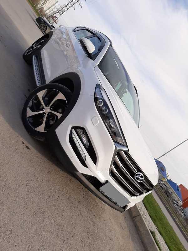 Hyundai Tucson, 2018 год, 1 700 000 руб.