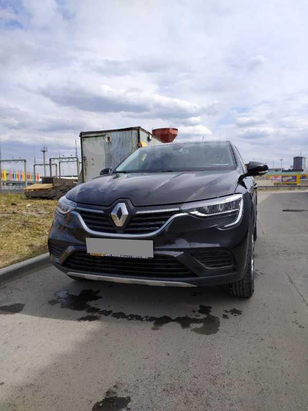 Renault Arkana, 2019 год, 1 050 000 руб.
