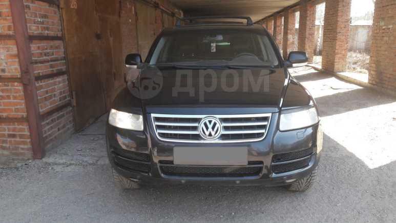 Volkswagen Touareg, 2003 год, 427 000 руб.