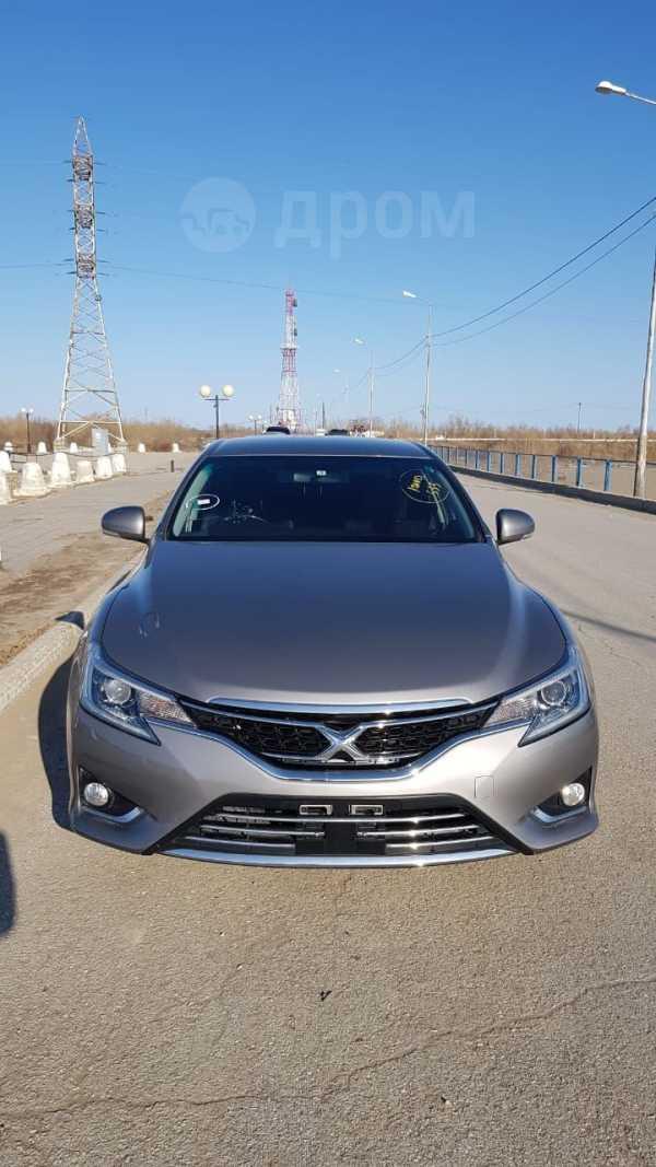 Toyota Mark X, 2015 год, 1 360 000 руб.