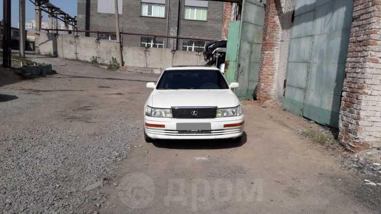 Lexus LS400, 1996 год, 270 000 руб.