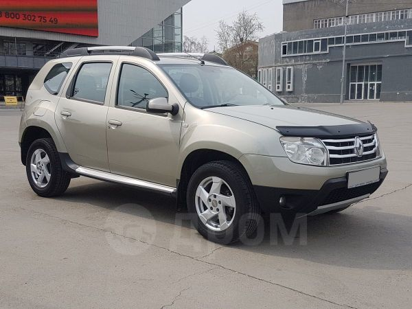 Renault Duster, 2013 год, 657 000 руб.