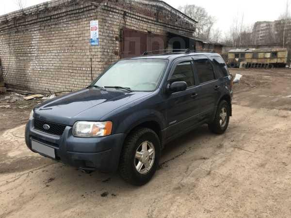 Ford Escape, 2001 год, 273 000 руб.