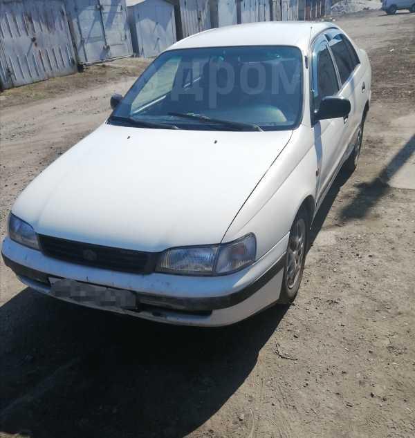 Toyota Carina E, 1996 год, 175 000 руб.
