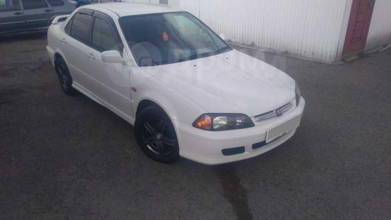 Honda Torneo, 1999 год, 320 000 руб.
