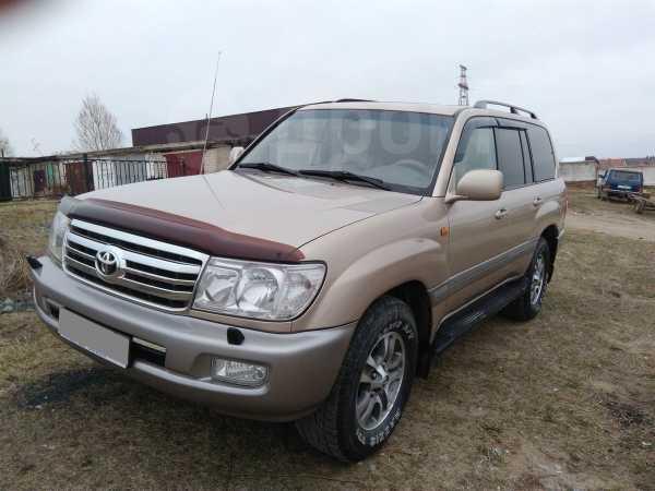 Toyota Land Cruiser, 2005 год, 1 330 000 руб.