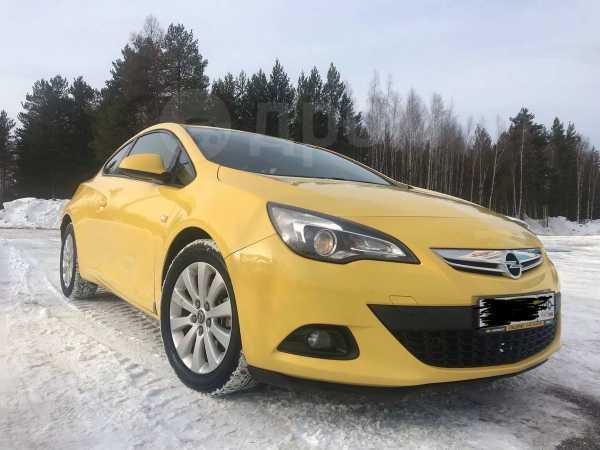 Opel Astra GTC, 2013 год, 599 999 руб.