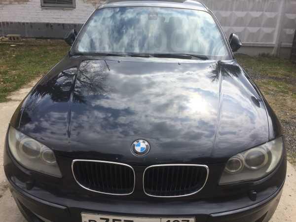 BMW 1-Series, 2008 год, 530 000 руб.
