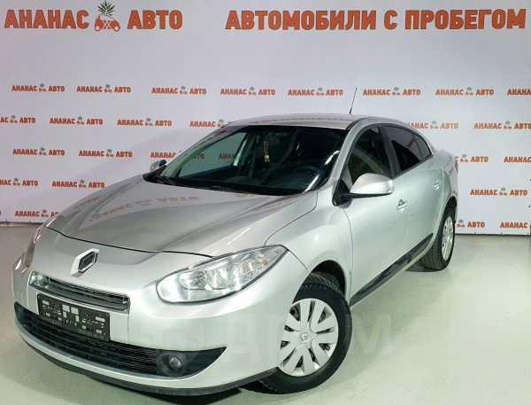 Renault Fluence, 2011 год, 345 000 руб.