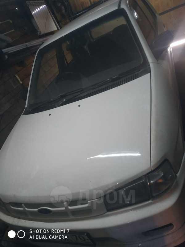 Ford Festiva, 1996 год, 125 000 руб.
