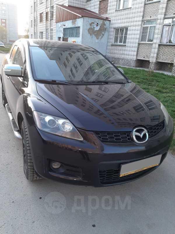 Mazda CX-7, 2006 год, 465 000 руб.