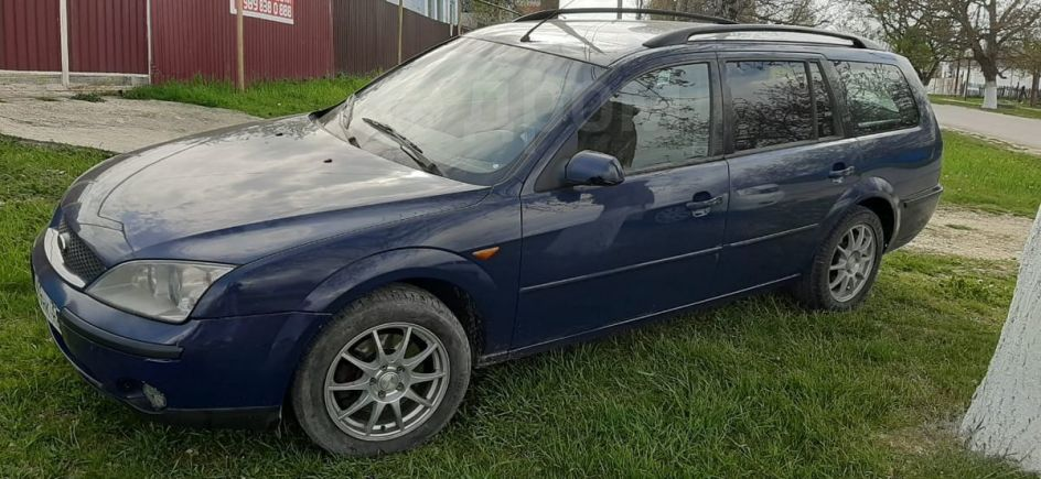 Ford Mondeo, 2001 год, 147 000 руб.