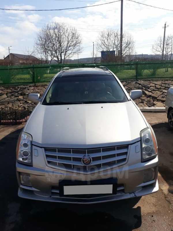 Cadillac SRX, 2008 год, 550 000 руб.