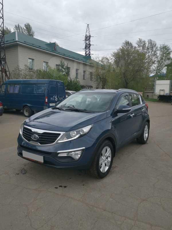 Kia Sportage, 2012 год, 939 000 руб.