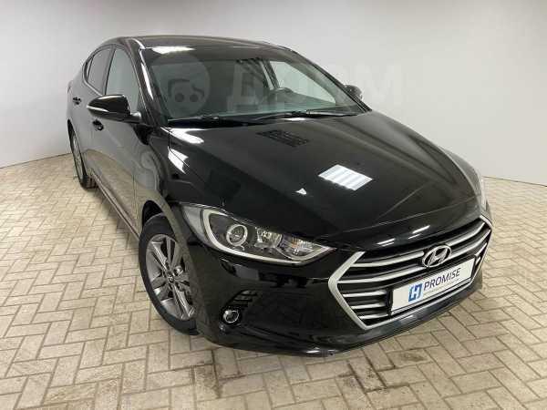Hyundai Elantra, 2018 год, 1 130 000 руб.
