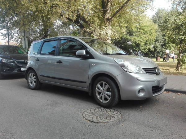 Nissan Note, 2013 год, 440 000 руб.