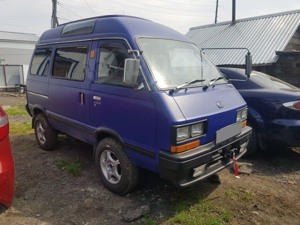 Subaru Domingo, 1989 год, 180 000 руб.