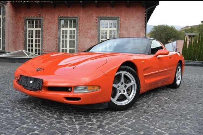 Chevrolet Corvette, 2000 год, 2 000 000 руб.