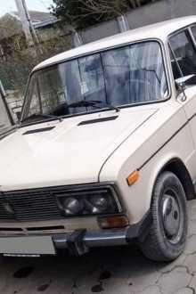 Крымск 2106 1985