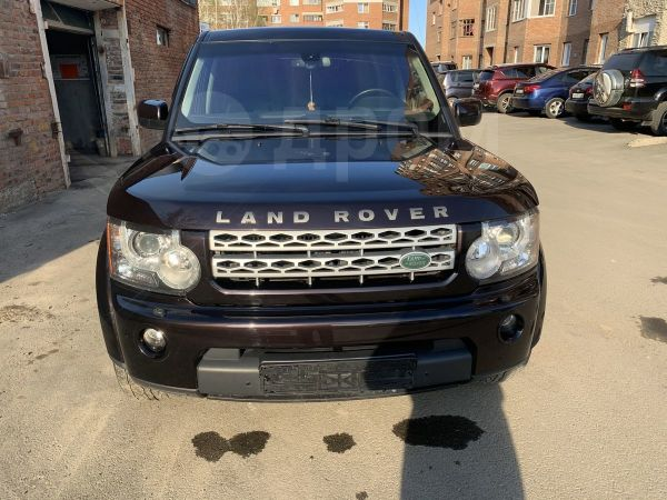 Land Rover Discovery, 2012 год, 1 449 000 руб.
