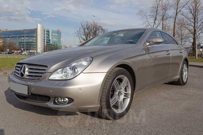 Mercedes-Benz CLS-Class, 2004 год, 650 001 руб.