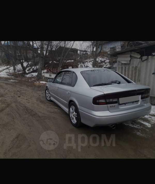 Subaru Legacy B4, 2001 год, 140 000 руб.
